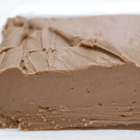 Chocolate Mint Fudge - Nauvoo Fudge Factory