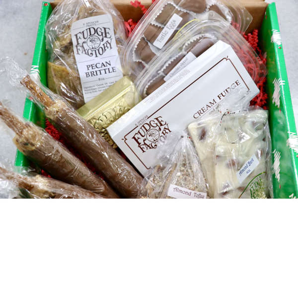 Filled Gift Boxes - Nauvoo Fudge Factory