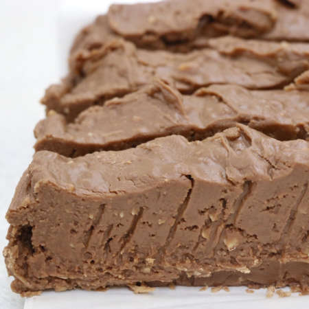 German Chocolate Fudge - Nauvoo Fudge Factory