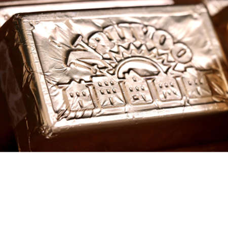 Gold Nauvoo Brick - Nauvoo Fudge Factory